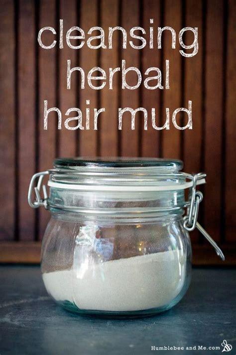 Hair Mud Detox by Cleansing Herbal Hair Mud D Abo Originals And