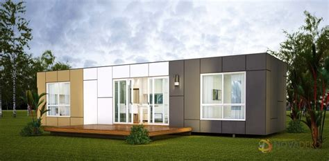 10 prefab shipping container homes from 24k grid world