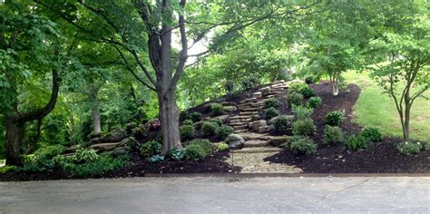 Design For Hillside Landscaping Ideas Hillside Landscape Design Ideas Interesting Save Water