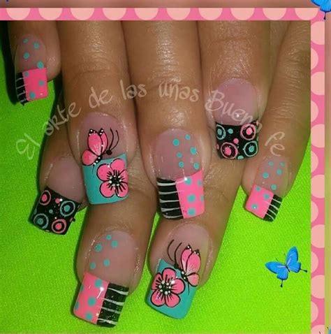 imagenes uñas decoradas bonitas las 25 mejores ideas sobre u 241 as de pies pintadas en