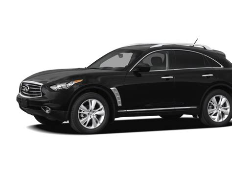 2012 infiniti fx35 safety features