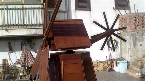 Handmade Windmill - wooden windmill