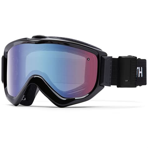 smith knowledge otg turbo fan smith knowledge turbo fan otg goggles evo