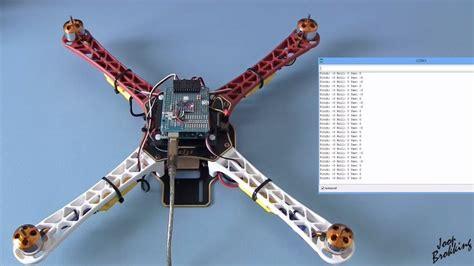 arduino code for quadcopter ymfc al build your own self leveling arduino quadcopter