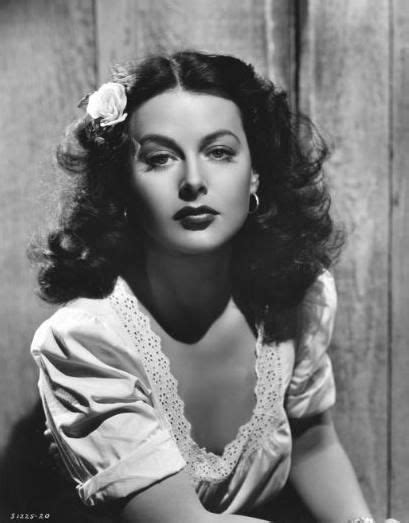 classic hollywood 2 by nestorladouce on deviantart hedy lamarr actress and mathematician culturedecade