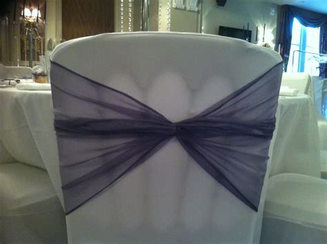 organza sashes and bows hire for wedding chair covers