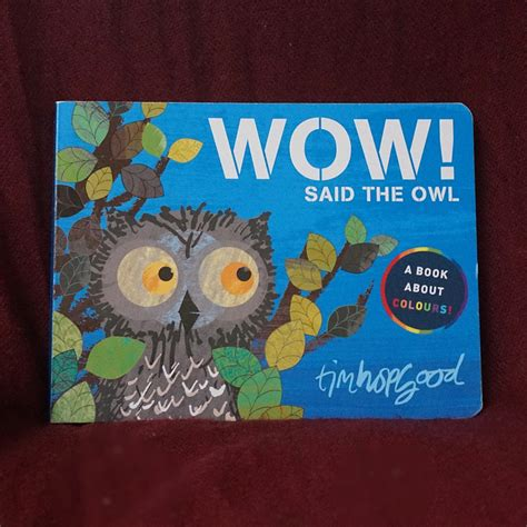 wow said the owl backlist the catchpole agency