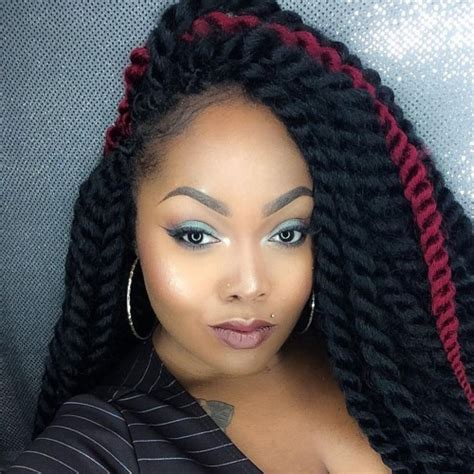 Rope Twists Hairstyles by 50 Upscale Twists Styles For American