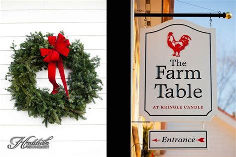 the farm table at kringle 51 best kringle candle cus images on pinterest candle