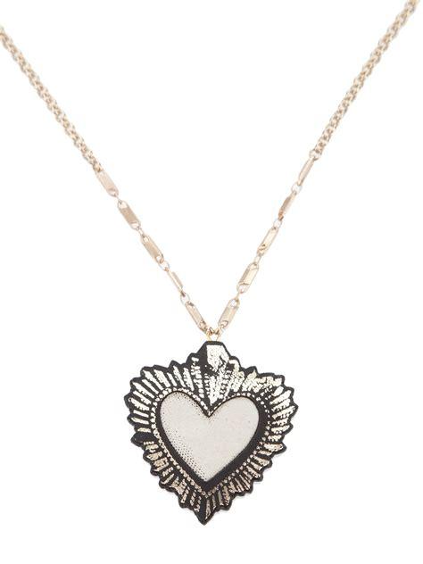 Bonia Chain Silver rosita bonita pendant in silver lyst