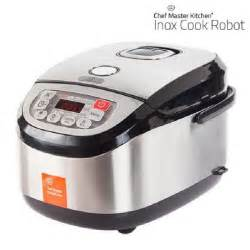 robot cuisine inox cook achat vente multicuiseur robot