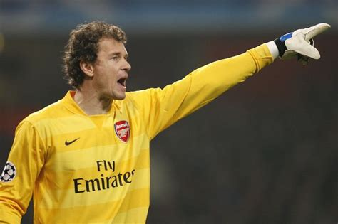 arsenal goalkeeper arsenal boss arsene wenger searching for goalkeeping