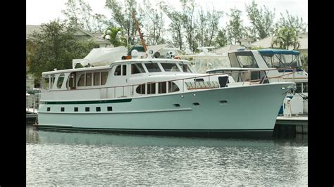 classic boat song 75 burger quot diane quot yacht for sale youtube