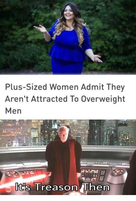 Are They Or Arent They by Plus Sized Admit They Aren T Attracted To Overweight