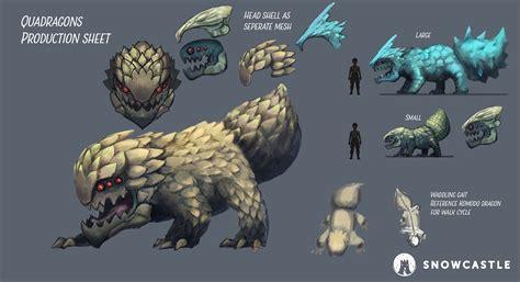 Fredrik Dahl - Monster designs
