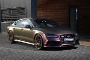 Audi Rs7 Sparkling Berry Wrapped Audi Rs7 With 745hp By Pp