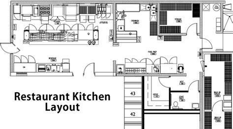 restaurant layout  design guidelines  create  great