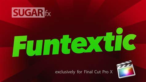 final cut pro noise reduction plugin free funtextic animated 3d titles for final cut pro x