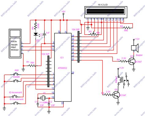 fingerprint r305 with microcontroller the knownledge