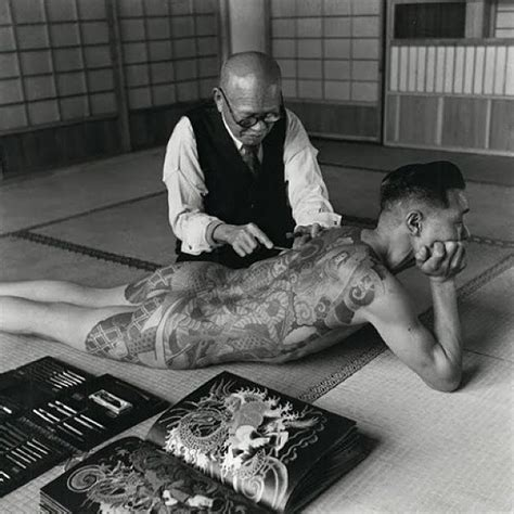 japanese yakuza tattoo book vintage everyday japanese gangter gorgeous vintage