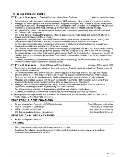 boeing resume help
