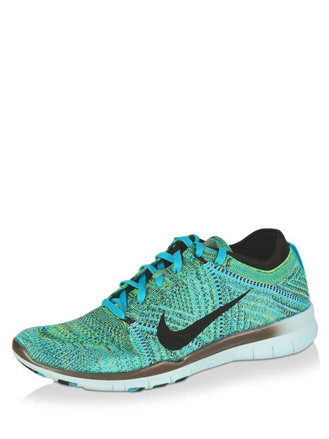 buy nike  fly knit trainers  women womens multi