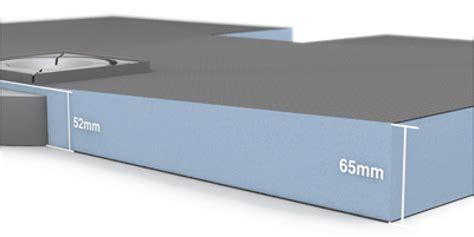 bodengleiche dusche abfluss extrem flaches komplettsystem 65 mm f 252 r bodengleiche