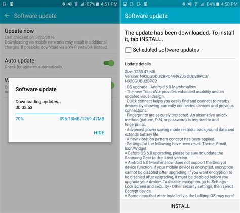 marshmello in india samsung galaxy note 5 starts getting marshmallow update in