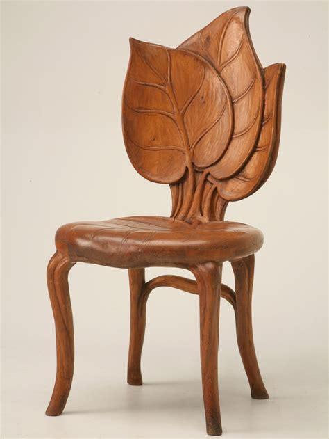 Nouveau Furniture by Antique Nouveau Chair This Chair