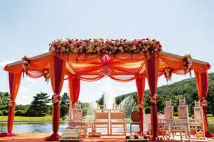 indian wedding locations nj side fusion indian wedding ceremony by stak photographer duo mahwah new jersey