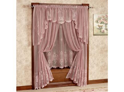 victorian window treatments victorian lace valances
