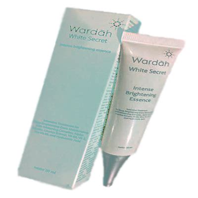 Harga Wardah White Secret Di Hypermart kosmetik halal caliphate shop