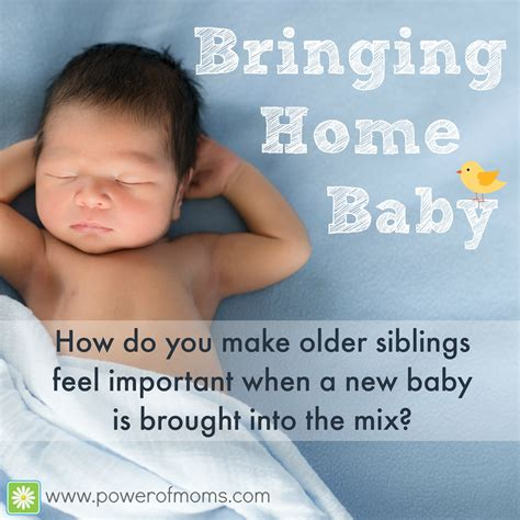 bringing home baby support for power of