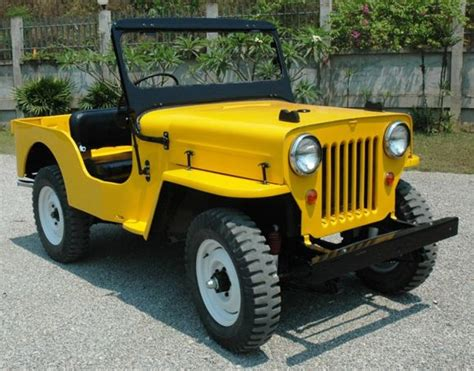 cj jeep yellow darren lockie willys cj 3b jeep yellow car yellow cars