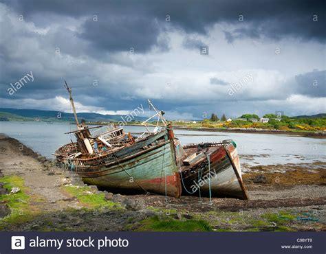 old fishing boat images old fishing boats salen isle of mull scotland sco 7726