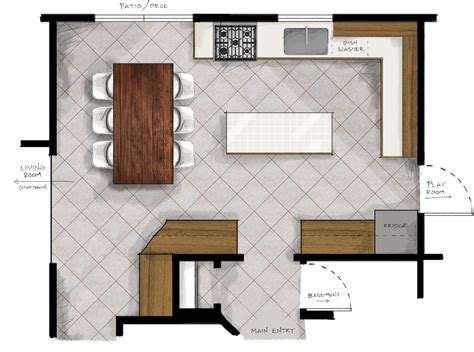 new kitchen plans in the midwest