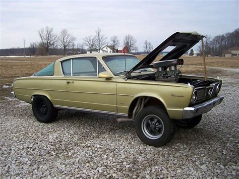 troline plymouth ebay find of the day 66 plymouth barracuda gasser rod