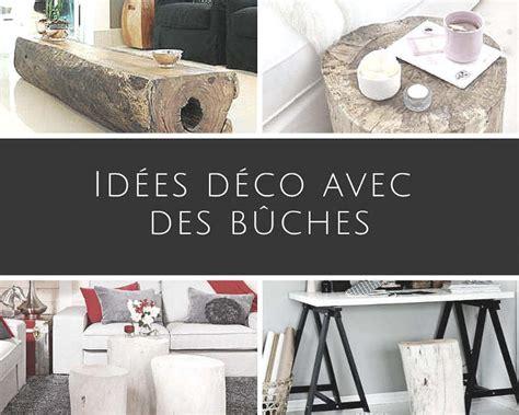 Merveilleux Idee Deco Salle De Bain Bois #8: idee-deco-buches.jpg