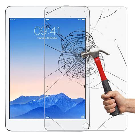 2017 9 7 Inch Screen Guard Tempered Glass New Antigores Kaca Np 2pcs screen protector tempered glass for new 2017 9 7 inch screen protective