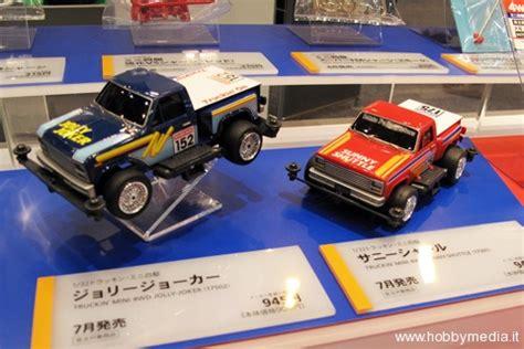 Tamiya Mini 4wd Jolly Joker Premium truckin mini 4wd jolly joker e shuttle in scala 1 32 shizuoka hobby show tamiya