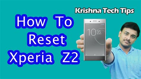 format factory z2 how to hard reset sony xperia z2 simple methods to unlock