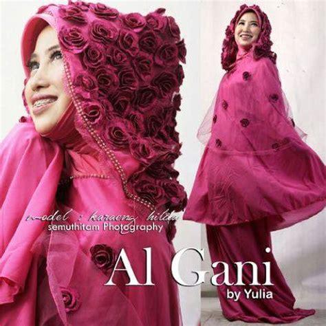 Mukena Tabur Permata Pink By Al Gani mukena al gani tyle jual mukena al gani