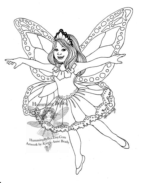 humming belles quot new illustrations and fairy paper