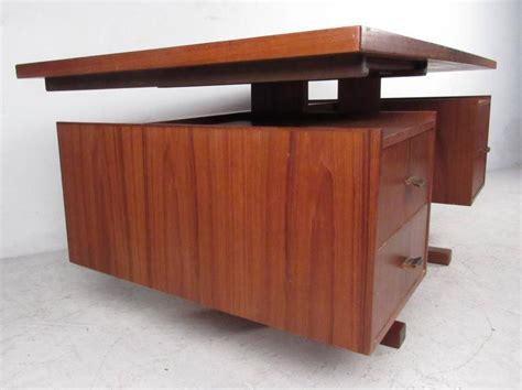 Floating Desk For Sale by Teak Floating Top Desk For Sale At 1stdibs