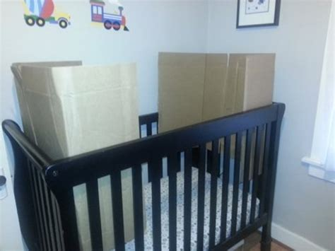 climbing out of crib sleeping in a nightmare help