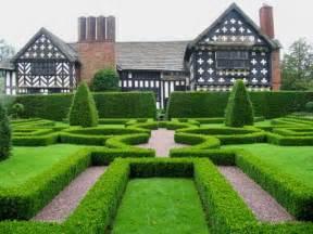 Landscape Design Upload Picture File Knot Garden At Moreton Cheshire