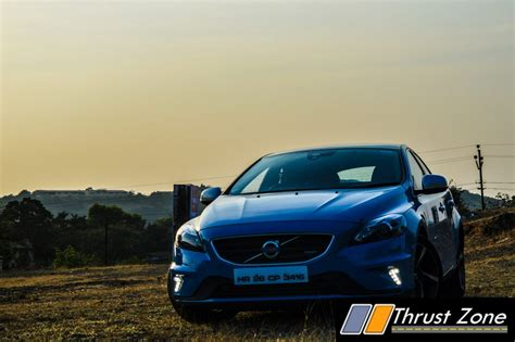 design review 2016 2016 volvo v40 india r design review one last drive