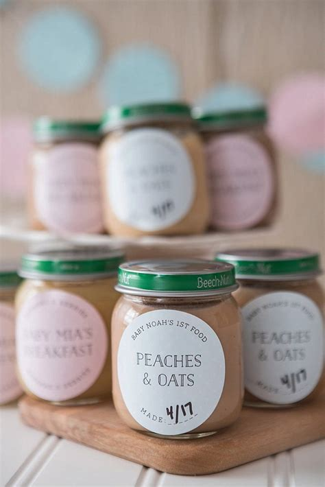 Personalized Jar Labels