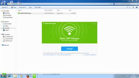 aplikasi membuat hotspot di laptop windows 8 cara membuat hotspot di pc atau laptop lateng tutorial