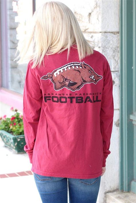 arkansas comfort colors 25 best ideas about arkansas razorbacks on pinterest